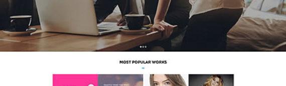 Plantillas web Diseño web