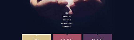 Plantillas web Religión